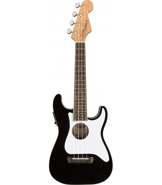 Fender Fullerton Strat BK Ukelele