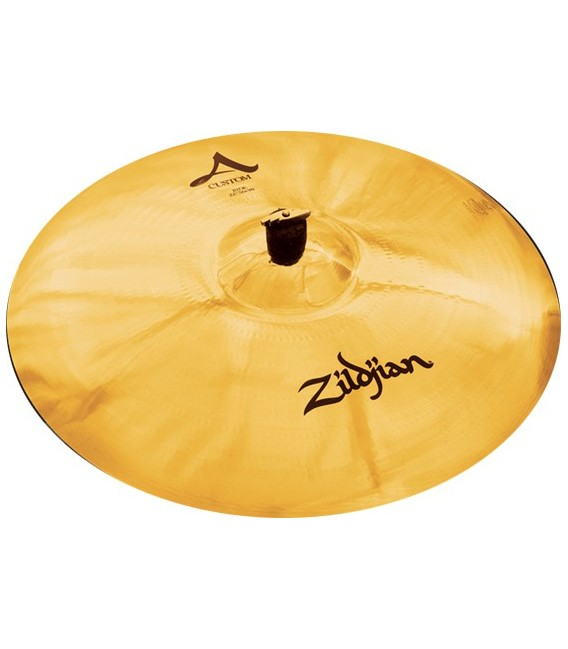 "22"" Ride Zildjian A Custom cymbal"