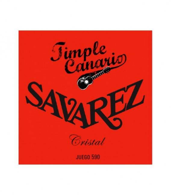 Set of strings for Timple Savarez 590