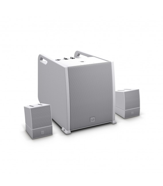 Sistema Compacto CURV 500 AVS blanco