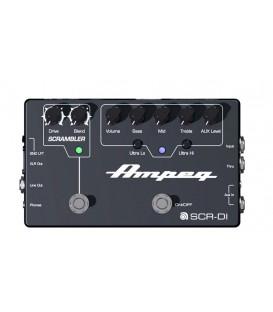 Ampeg SCR-DI preamp pedal