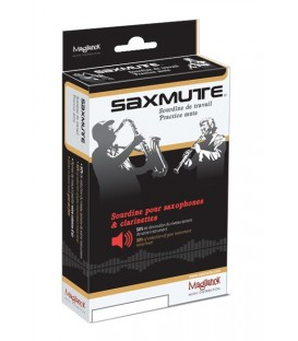 SAX MUTE - Sordina Para Saxofón Alto