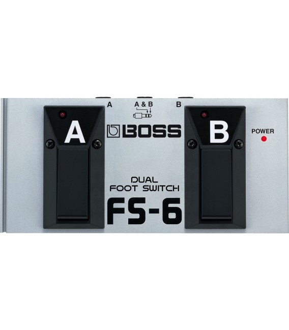 Pedal Footswitch Boss FS-6
