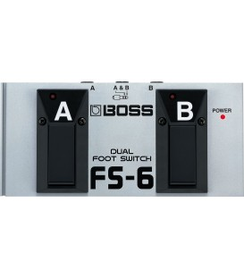 Footswitch Boss FS-6