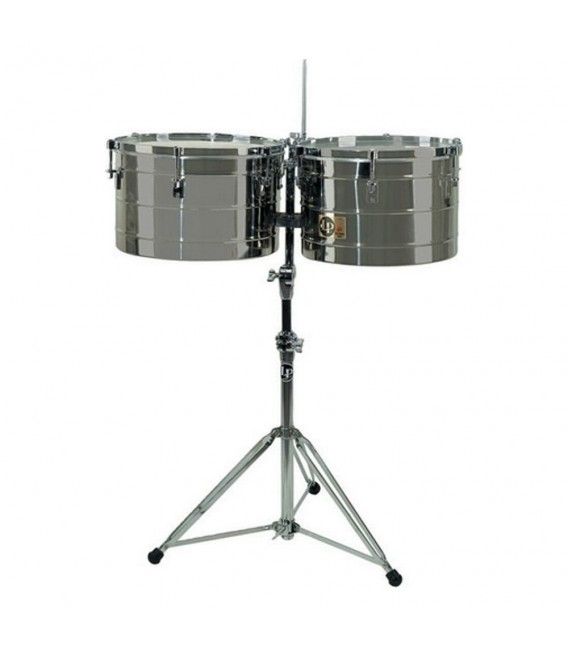 """Timbales LP """"Tito Puente"""" Thunder Timbs 15""""+16"""""""