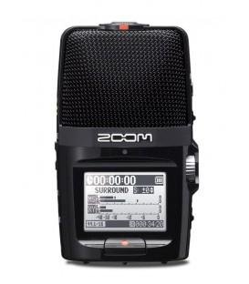 Zoom H2n recorder