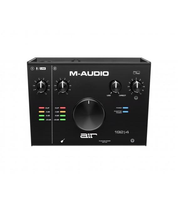 Interface de audio M-Audio AIR 192 4