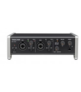 Interface de audio Tascam US-2x2