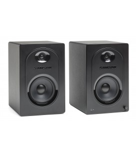 Par de monitores de estudio Samson MediaOne M5