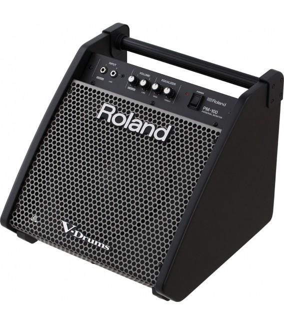 Amplificador para batería electrónica Roland PM-100