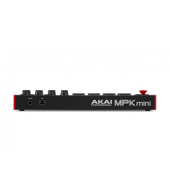 Teclado controlador Akai MPK Mini Mk3