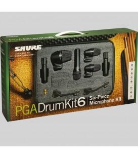 Shure PGA DRUMKIT 6