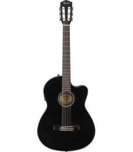 Electroacústica Fender CN-140SCE BK nylon