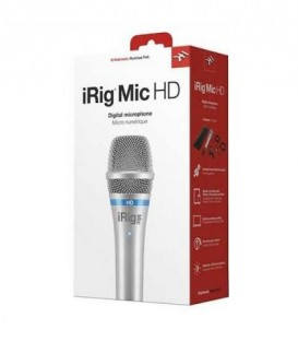 IK Multimedia iRig Mic HD USB microphone