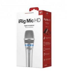Micrófono de condensador USB IK Multimedia iRig Mic HD