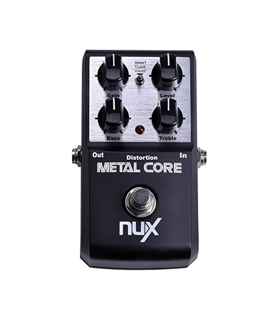 Nux Metal Core Pedal