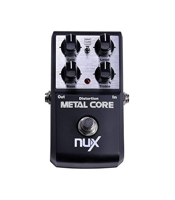 Pedal Nux Metal Core