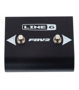 Line 6 FBV2 footswitch