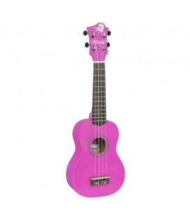 Ukelele Octopus UK-200PK rosa