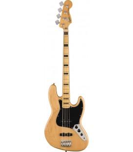 Bajo Squier Classic Vibe 70s Jazz Bass MN NAT