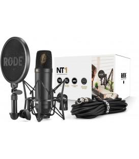 Micrófono de condensador Rode NT1 Kit