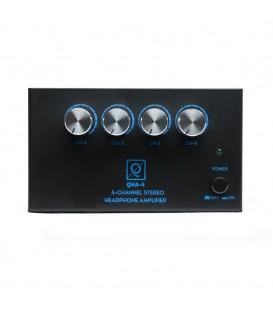 OQAN QHA-4 headphone amplifier