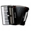 Estrella 37/80 black accordion