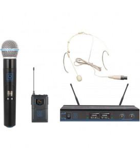 Oqan QWM-3 Combo wireless system