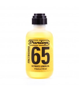 Fretboard lemon oil Dunlop 6554