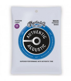Martin Guitars MA535 Acoustic strings 11-52