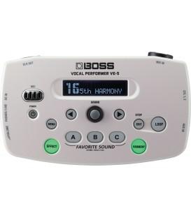 Procesador de voz Boss VE-5 WH