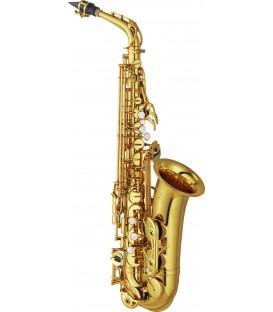 Yamaha YAS 62-04 lacquer alto saxophone