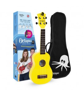 Ukelele Octopus UK-205YL amarillo
