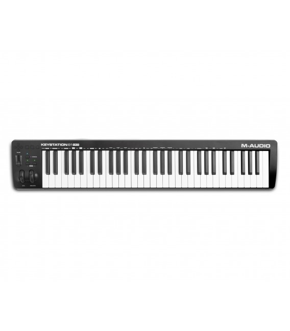 Teclado MIDI USB M-Audio Keystation61 Mk3