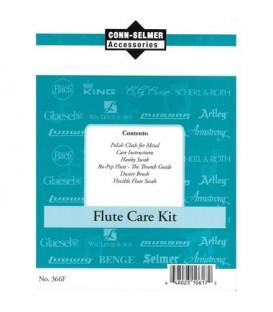 Kit mantenimiento para Flauta Conn Selmer 366F