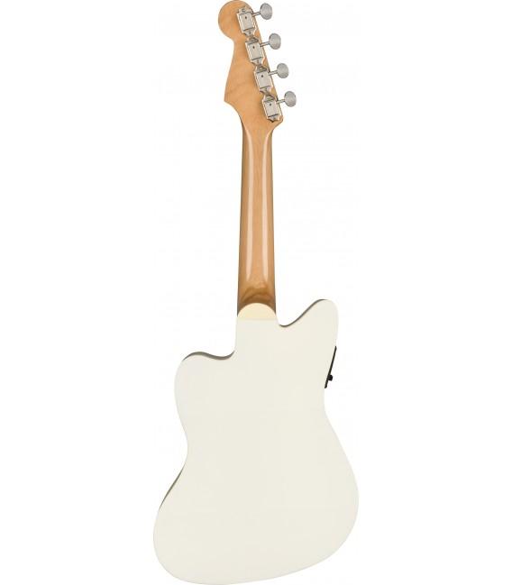 Fender Fullerton Jazzmaster Olympic White Uke