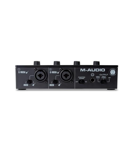 M-Audio M-Track Duo USB audio interface