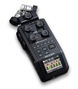 Grabadora multipistas Zoom H6