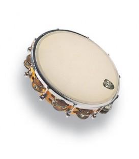 "CP 10"" Tambourine Tunable wood CP391"