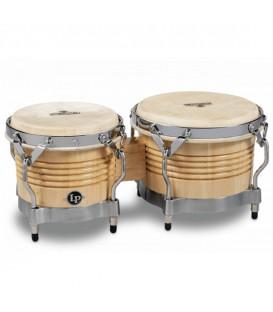 Matador series Wood Bongo M201AW Chrome