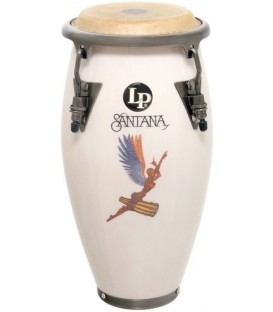 Mini Conga LP Santana LPM197SNW