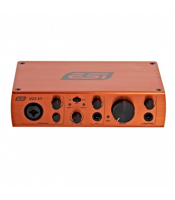 ESI U22XT USB Audio Interface