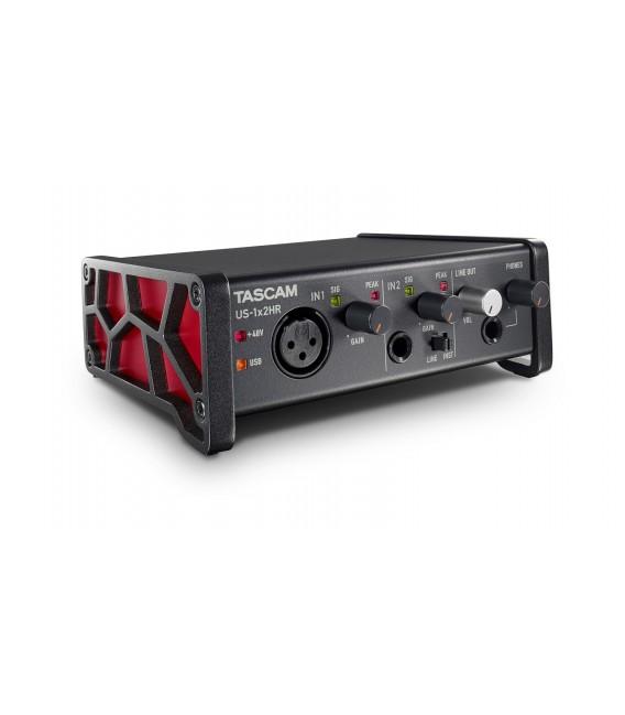 Tascam US-1x2HR audio interface