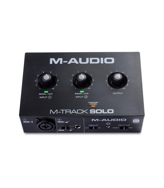 M-Audio M-Track Solo audio interface