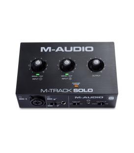 Interface de audio M-Audio M-Track Solo
