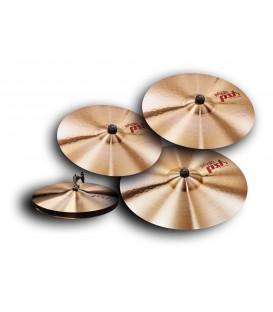 Set de platos Paiste PST7 Rock Set 14-16-18-20