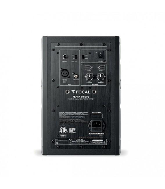 Focal Alpha 50 studio monitor
