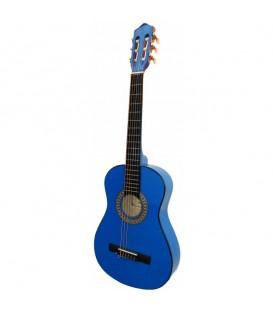 Rocío C6 blue junior guitar