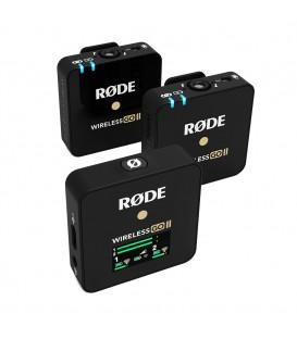 Sistema inalámbrico dual Rode Wireless Go II