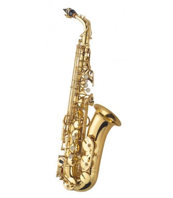Saxo alto J. Michael AL500 lacado
